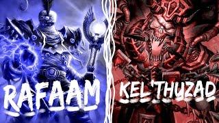 BRAS DE FER HEARTHSTONE : RAFAAM VS KEL