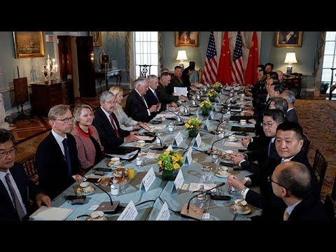Hopes that new China-US security dialogue can ease tensions