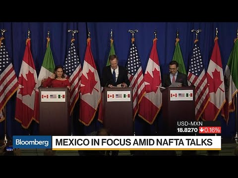 How Nafta Change Can Hurt Mexico, Emerging Markets