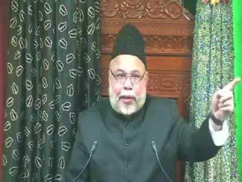 08 Majlis 07 Muharram 1439 2017 Maulana Sadiq Hasan