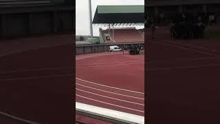 Uzman Erbaş 400 m. koşu