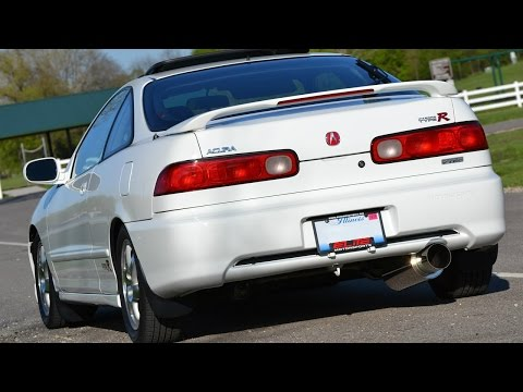 2000 Acura Integra GS-R A'PEXi N1 Catback Exhaust