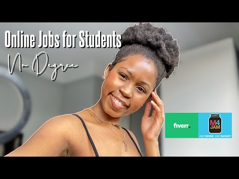 Different Ways Of Making Money Online |No Degree |Student Jobs| No Experience|South African YouTuber