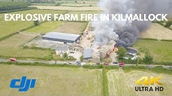 Explosive fire at farm in Kilmallock