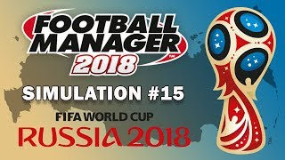 Serbia Win the World Cup! | Football Manager 2018 Experiment