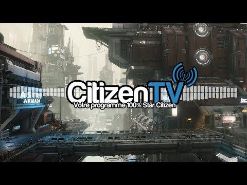 REDIFFUSION du Holiday Stream du 22 décembre sur la CitizenTV