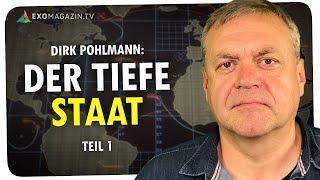 Der Tiefe Staat (1): Geheime Machtstruktur kontrolliert die Politik - Dirk Pohlmann | ExoMagazin