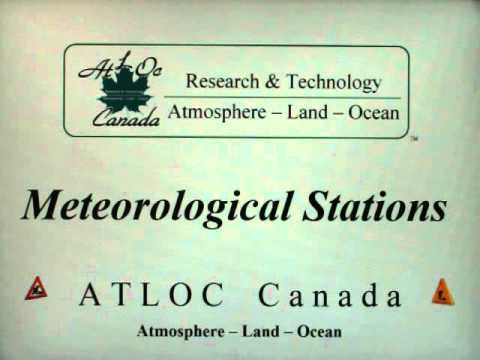 ATLOC Canada   Meteorological Stations
