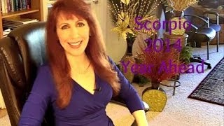 Scorpio 2014 Year Ahead Astrology Forecast