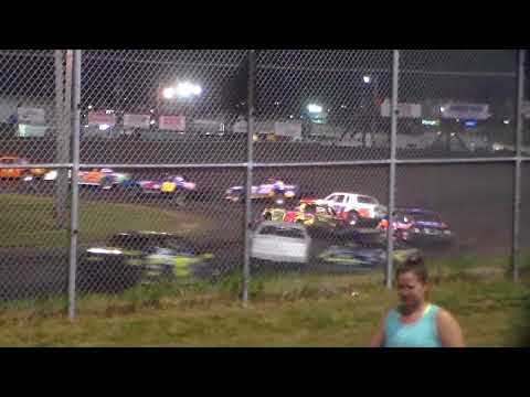 Stock Car Amain @ Boone Speedway 05/26/18
