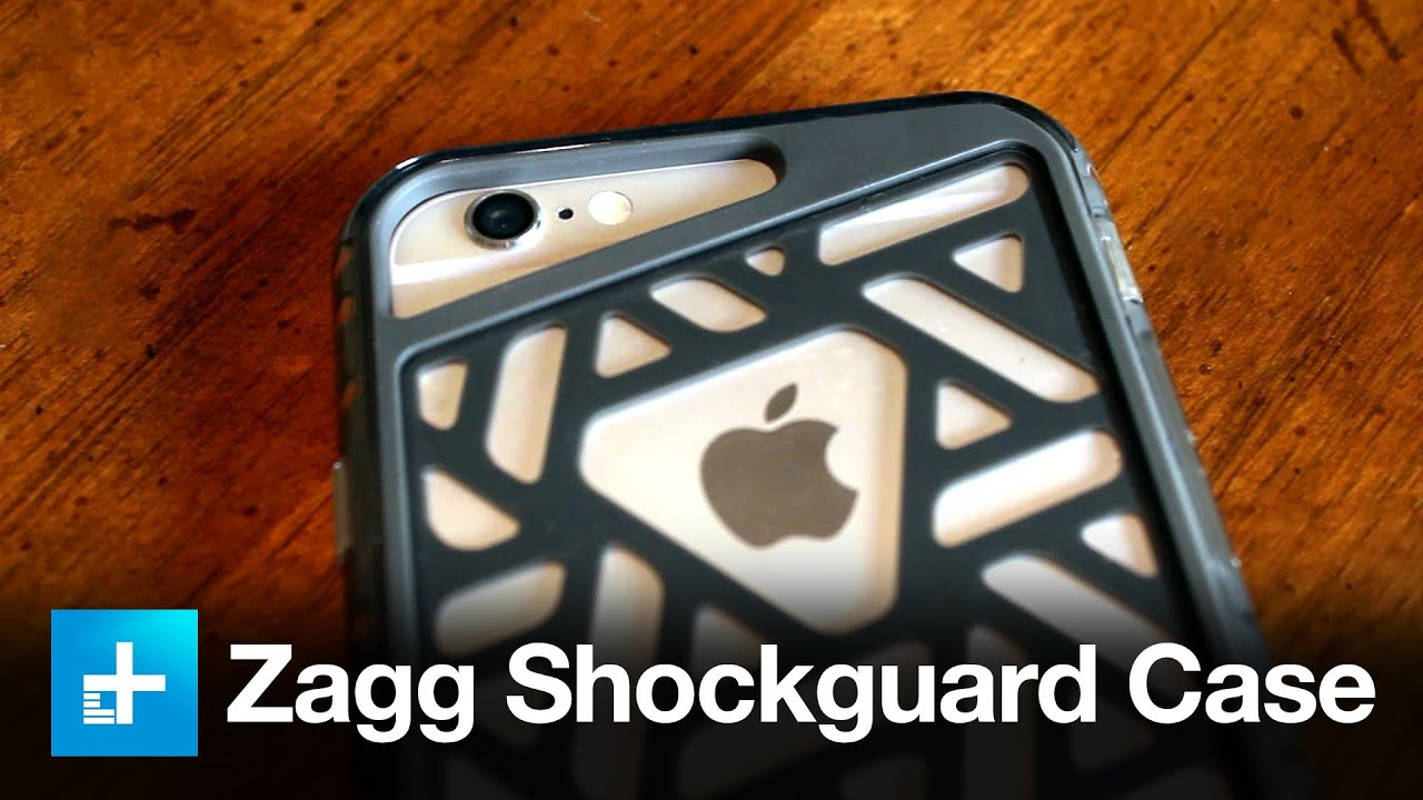 another chance 2a85f 9e1fa Zagg Shockguard Case for iPhone 6/6s Review