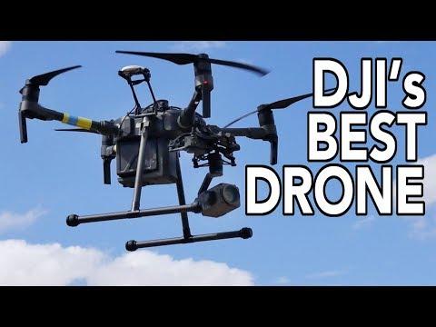 DJI m210 dual cam walk-through