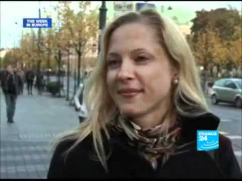 France 24 about Olialia brand