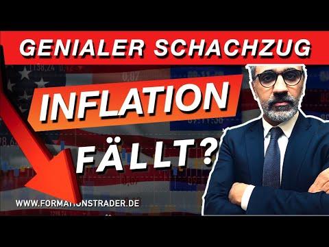 Fed: Der teuflisch geniale Schachzug - Wird ab jetzt die Inflation fallen?