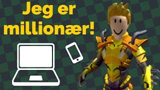 I AM A MILLIONAIRE! Tech Company Simulator-ENGLISH ROBLOX