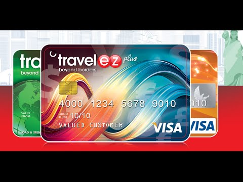 شرح بطاقة فيزا كارد ترفل Visa Travelez Card