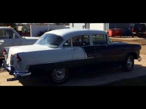 FOR SALE 1955 Chevrolet BelAir IN EDGERTON MN 56128