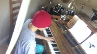 h3h3 theme song piano cover