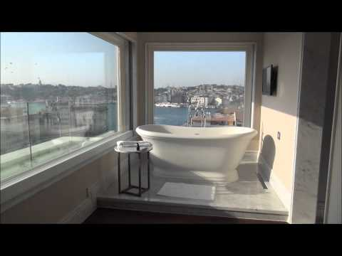 Outrageous penthouse suite Vault Karakoy The House Hotel Istanbul