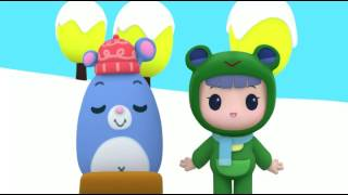 Руби и Йо-Йо 2 сезон 16 серия. Коньки