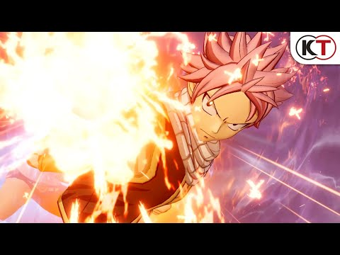 FAIRY TAIL - Launch Trailer!
