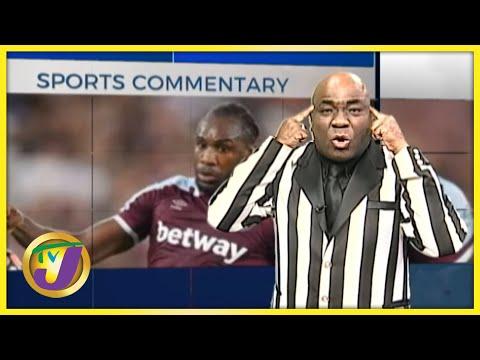 Michail Antonio   TVJ Sports Commentary - September 1 2021