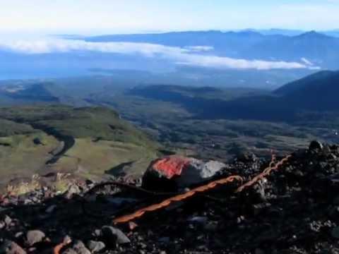 Climbing Volcano Villarrica