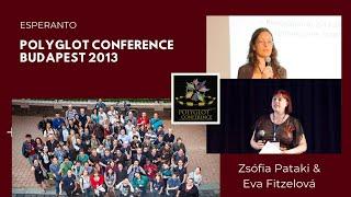 Zsófia Pataki & Eva Fitzelová - Esperanto
