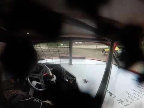 5/27/16 Penn Can Speedway Factory Stock heat #01 car