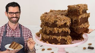 BEST German Chocolate Cake | Preppy Kitchen
