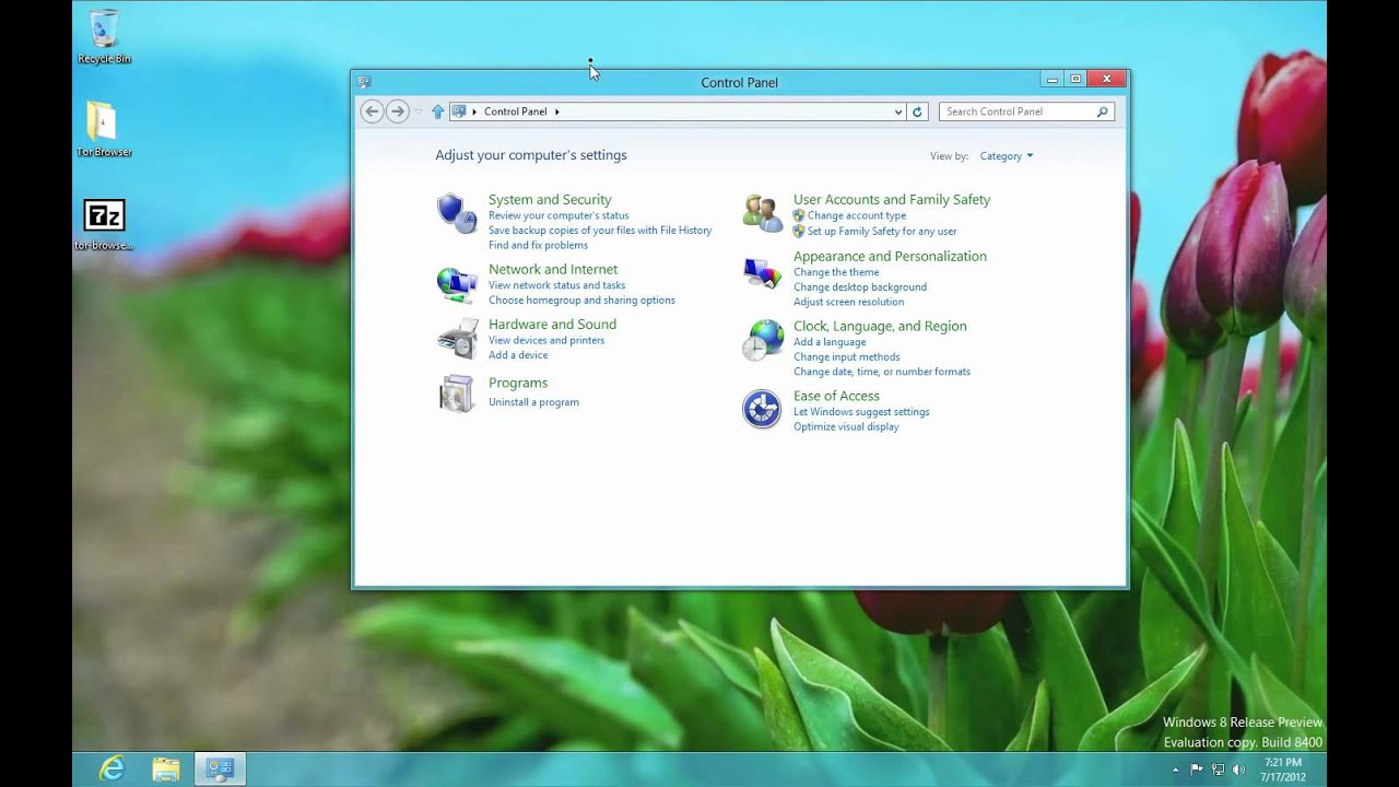 Windows 8 - How to Uninstall Programs