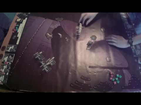 X-Wing MG - Practice Match Alex vs Ekamitis