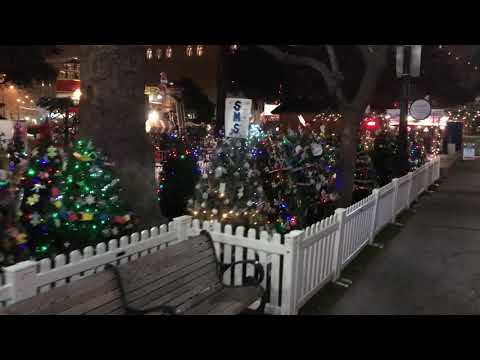 2018 Christmas In The Park Downtown San Jose