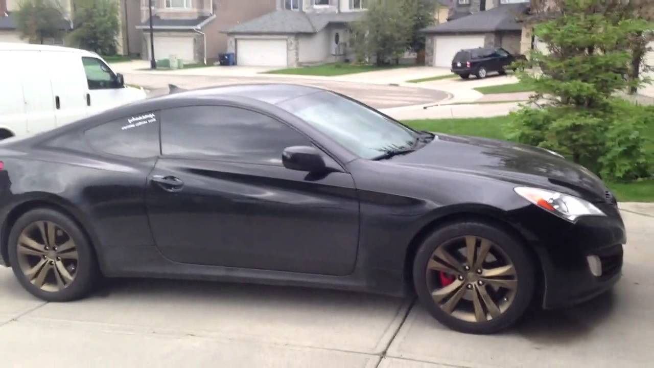 Calgary Custom Dips Custom Gold Plasti Dip Wheels Hyundai Youtube