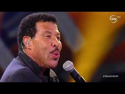 Lionel Richie ~ Full Concert Live 2016 in Chile @ Festival Viña Del Mar