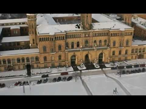 Hexakopter Flight @ University Hannover, Germany