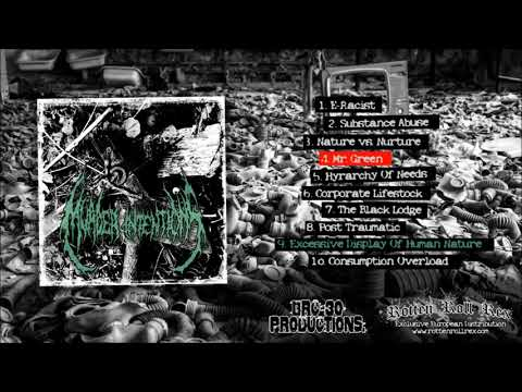 MURDER INTENTIONS - Excessive Display Of Human Nature (2018) Full album - official stream