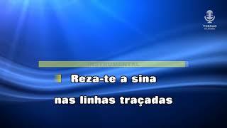 ♫ Demo - Karaoke - FADO DA SINA - Camané
