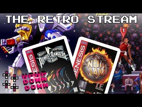 Team UUDD's SwagBoy Sean & FailMoore slam down some Sega Genesis classics! — The Retro Stream thumbnail