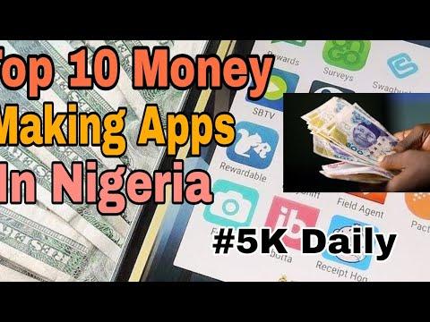 Top 10 Money Making Apps In Nigeria | How to Make money in Nigeria