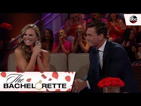Hannah Asks Tyler C. On A Date - The Bachelorette