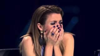 The X Factor Australia 2015 - Bootcamp - Isaiah