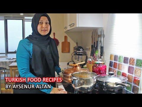 Turkish Style Leek Dish & 30 Minutes Turkish Meal
