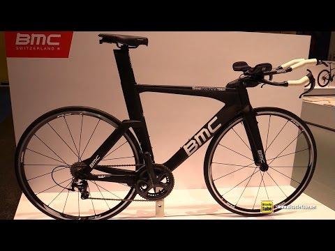 2016 BMC Time Machine TM01 Aero Series Triathlon Bike - Walkaround - 2015 Eurobike