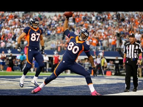 """Julius Thomas Official Career Highlights """"Welcome To Miami"""""""
