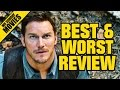JURASSIC WORLD Review - Best & Worst Of (Spoiler Free)