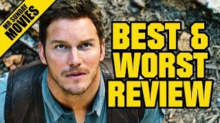 JURASSIC WORLD Review - Best & Worst Of (Spoiler Free)