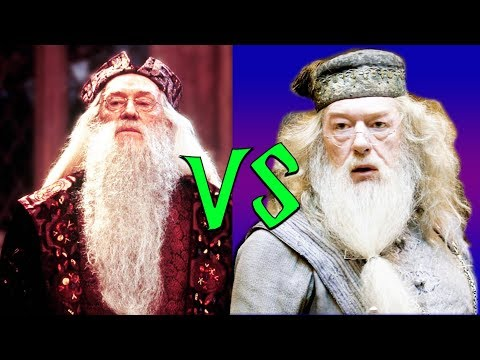 Why I Preferred Richard Harris Over Michael Gambon As Dumbledore In Harry Potter