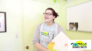 Sunny Sky's Animal Rescue Reviews the Cat Amazing Best Cat Toy Ever!