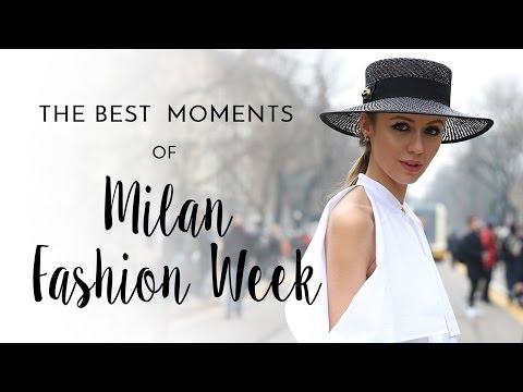 Milan Fashion Week Fall/Winter 2017-2018 Vlog